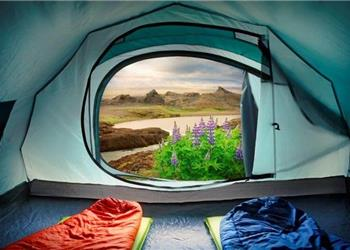 Around Iceland in 10 Days Self-Drive Camping Tour