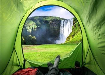 Around Iceland in 8 Days Self-Drive Camping Tour