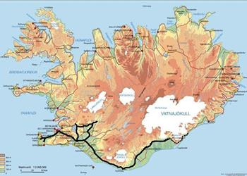 South Iceland in 4 Days Self-Drive Tour