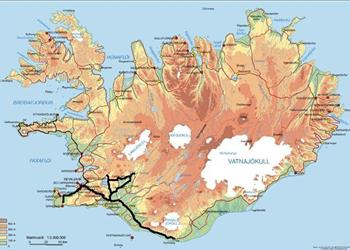 South Iceland in 3 Days Self-Drive Tour