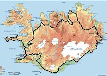 Around Iceland in 8 Days Privately Guided Tour